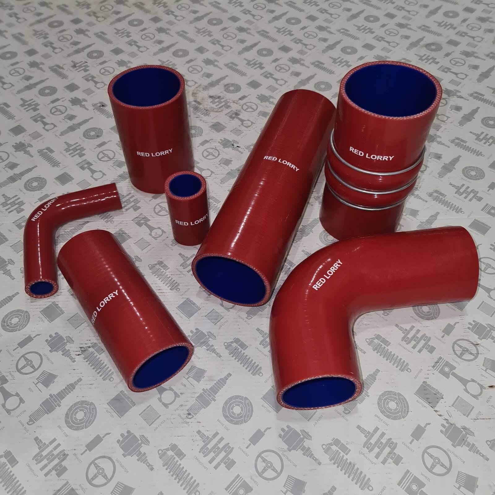 изготовление силиконовых патрубков на заказ