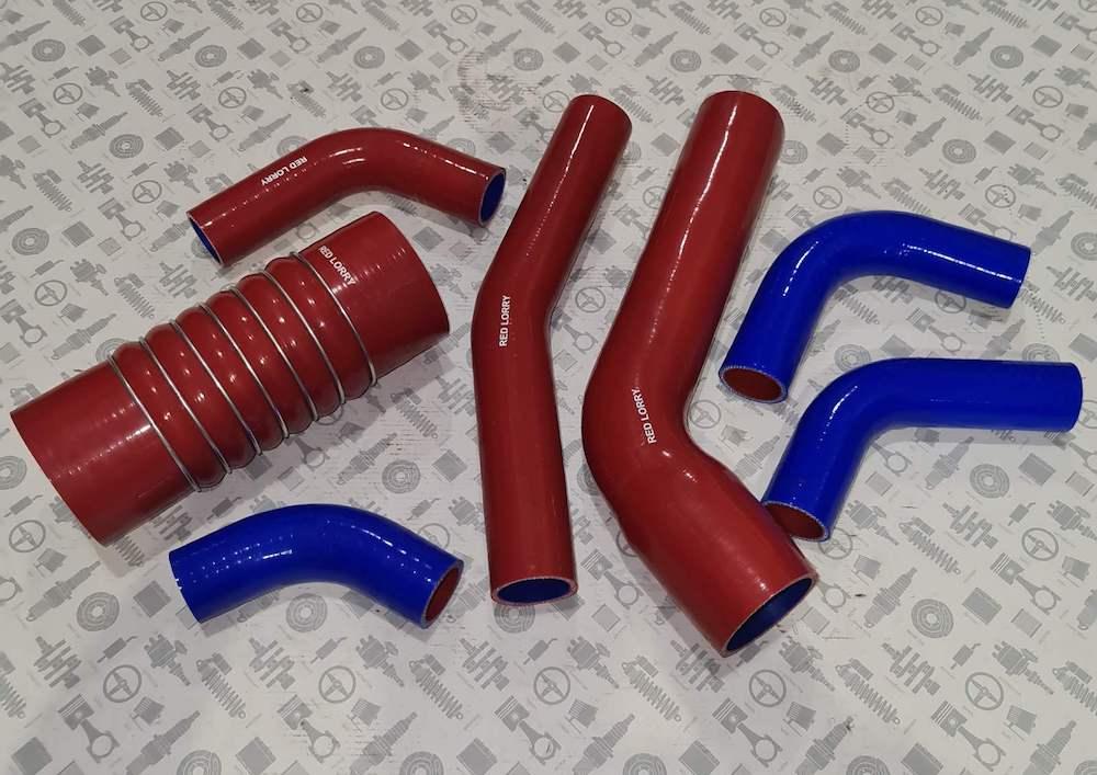 Всевозможные силиконовые патрубки